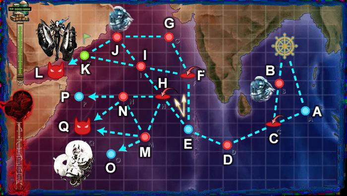 Summer 2017 Event E-3 Map