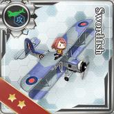 Swordfish 242 Card