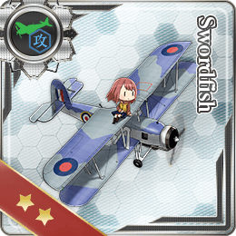 Swordfish 242 Card