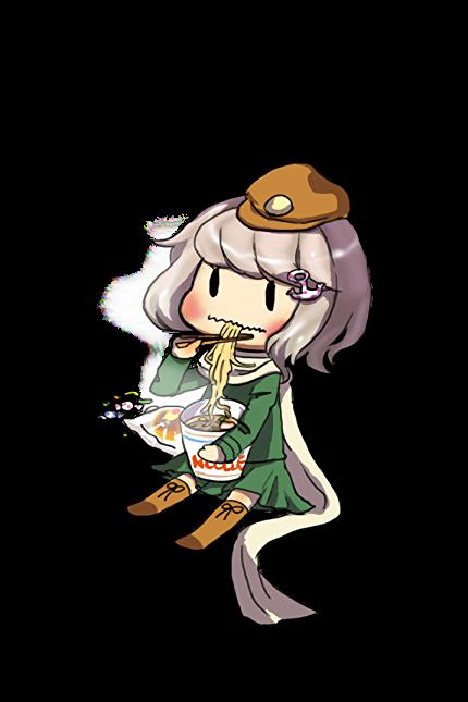 Tenzan 017 Character