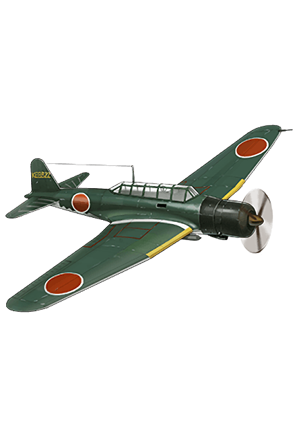 Type 97 Torpedo Bomber (931 Air Group) 082 Equipment