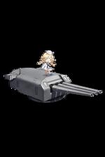 8inch Triple Gun Mount Mk.9 356 Full
