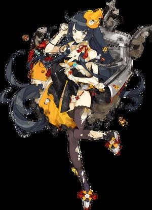 Mizuho Halloween Full Damaged