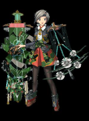 Chitose Carrier Kai Ni Full