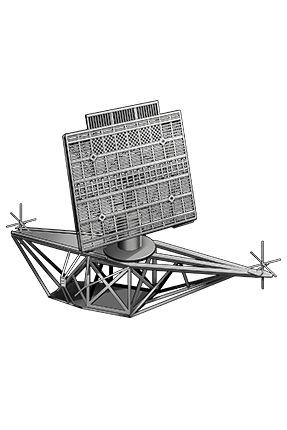 SK Radar 278 Equipment