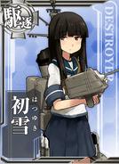 Hatsuyuki Card