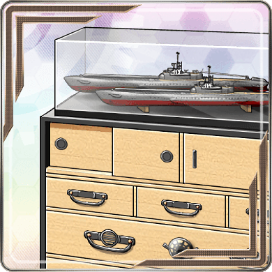 Submarine Carrier Drawer Card
