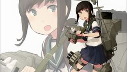 Anime episode 1 CM outro
