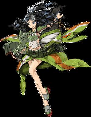 CV Katsuragi 332 Full