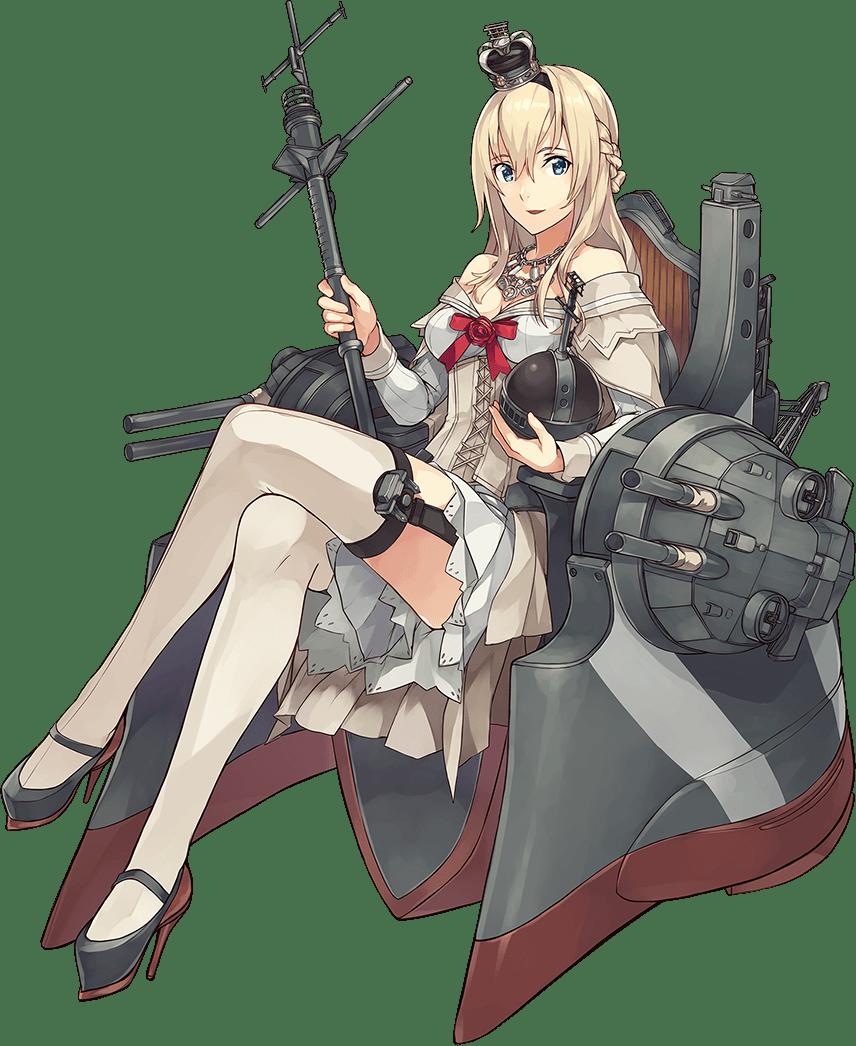 Warspite Full