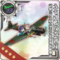 Prototype Type 97 Torpedo Bomber Kai (Skilled) No. 3 Model E (w Type 6 Airborne Radar Kai) 345 Card