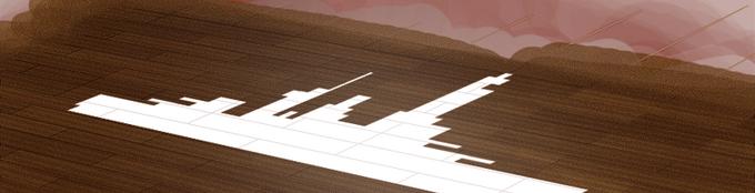 Tile with Battleship motif