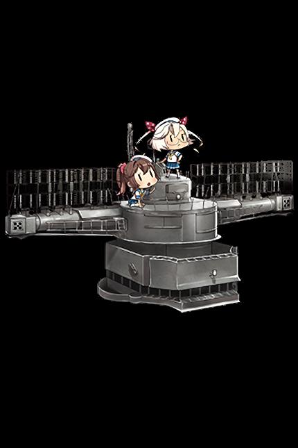 15m Duplex Rangefinder + Type 21 Radar Kai Ni 142 Full