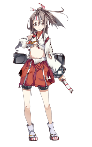 Zuihou Full Damaged