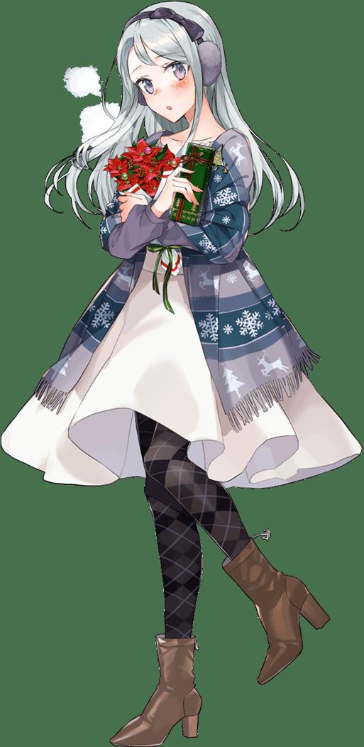 Sagiri Christmas Full