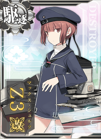 Z3 Kai Card