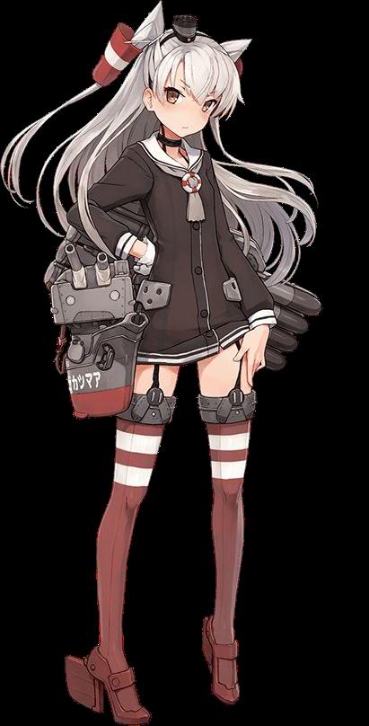 283 Basic Amatsukaze CG1