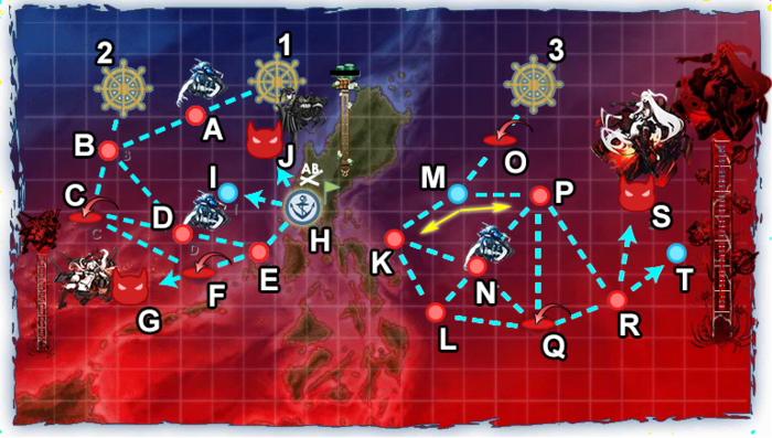 Fall 2017 Event E-3 Map