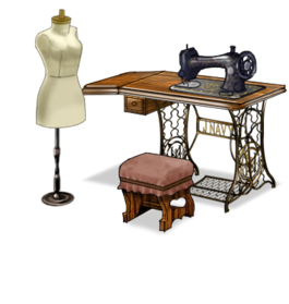 High-grade sewing machine