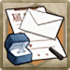 Item Icon Marriage Ring and Documents