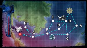 Summer 2016 Event E-1 Map