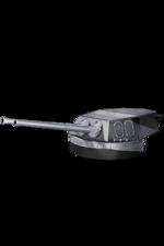 16inch Mk.V Twin Gun Mount 331 Equipment