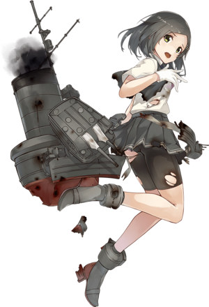 Kuroshio Kai Ni Full Damaged