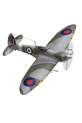 Spitfire Mk.IX (Skilled) 253 Equipment