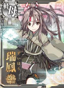 Zuihou Kai Ni Card