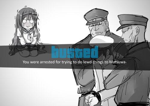 Matsuwa mission failed