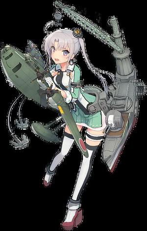 AV Akitsushima Kai 450 Full