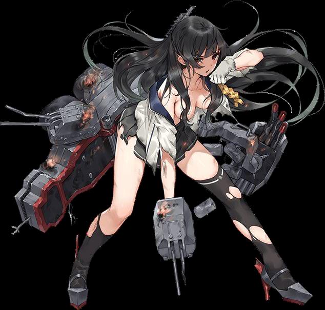 DD Isokaze B Kai 557 Full Damaged