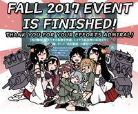 Fall 2017 event end