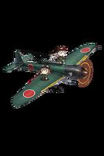 Tenzan Model 12A Kai (w Type 6 Airborne Radar Kai) 373 Full
