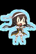 41cm Triple Gun Mount Kai 236 Character