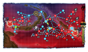 Rainy-Summer 2020 Event E-5 Map