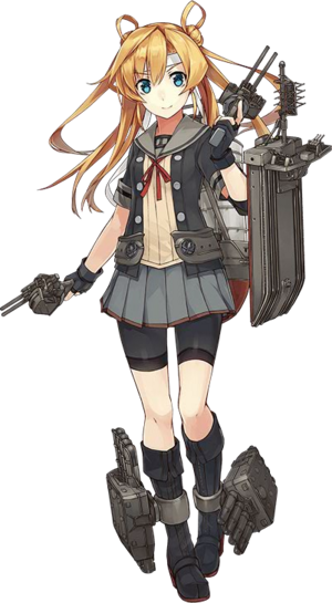 Abukuma Kai Ni Winter 2018 Event Full