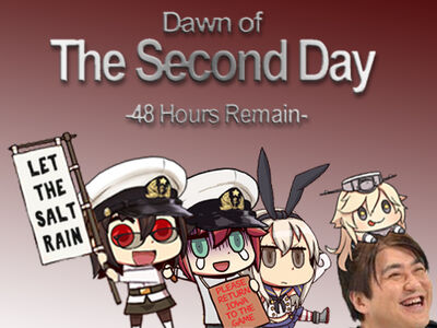 Dawn of the 2nd day fall 2017 event