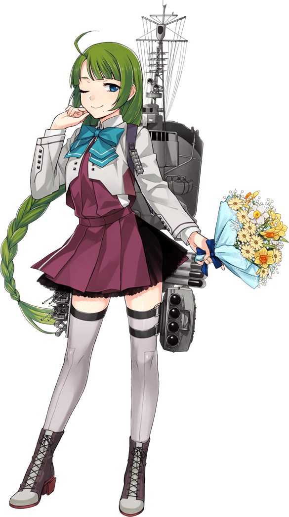 Yuugumo Kai Ni Spring Bouquet Full