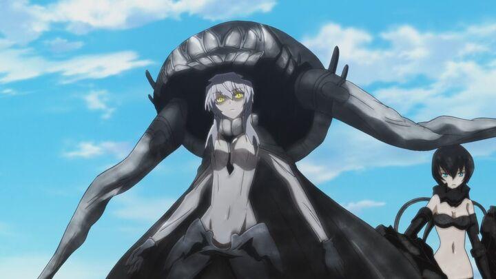 Anime Standard Carrier Wo-class