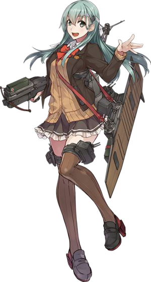 Suzuya Carrier Kai Ni Winter 2018 Event Full