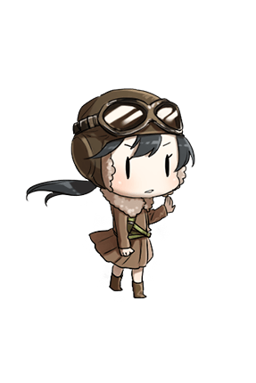 Type 3 Fighter Hien (244th Air Combat Group) 177 Character