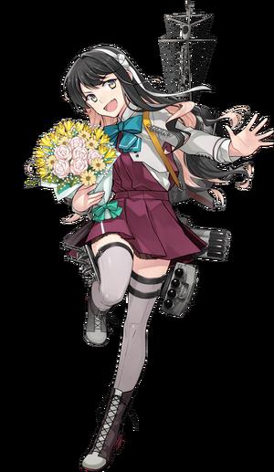 Naganami Kai Ni Spring Bouquet 2019 Full