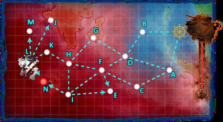 Spring 2015 E5 Map