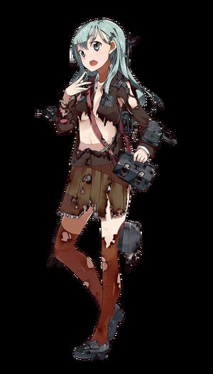 Suzuya Full Damaged