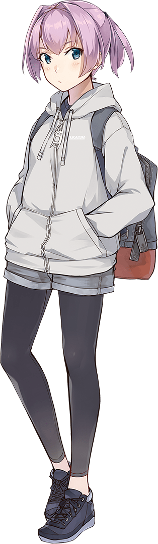 Shiranui Autumn Casual Full