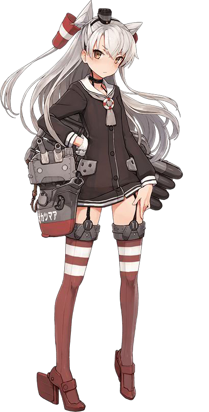 DD Amatsukaze 181 Full