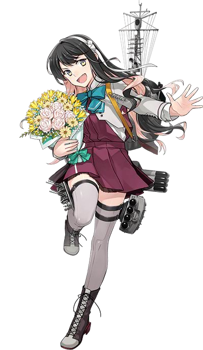 Naganami Kai Ni Spring Bouquet 2018 Full