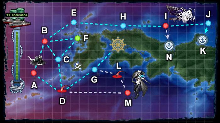 Winter 2017 Event E-1 Map