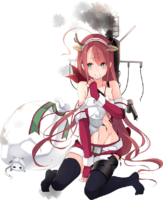 Kawakaze Christmas Full Damaged